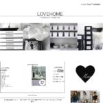 LOVEHOME公式ブログのスクリーンショット